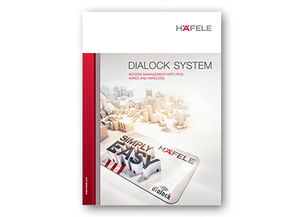 Dialock System – Access management with RFID, Wired and Wireless