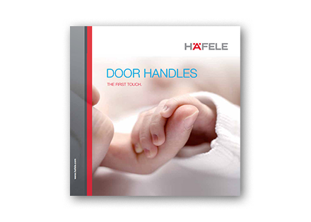 Door handles – The first touch