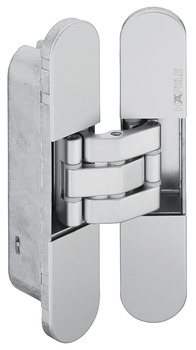 Door hinge, concealed, for flush interior doors up to 60 kg, Startec