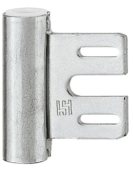 Drill-in hinge, frame part, Simonswerk V 8000 WF, for flush and rebated interior doors up to 70/80 kg
