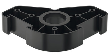 Mounting plate, for Häfele AXILO™ 78 plinth system