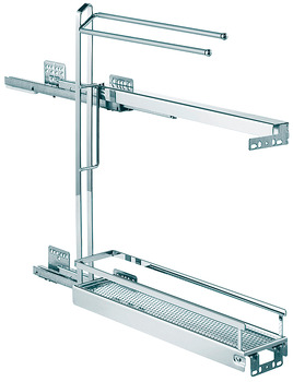Towel Rail Front Pull Out Base Unit